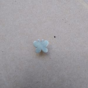 Retired James Avery Single Butterfly Post
